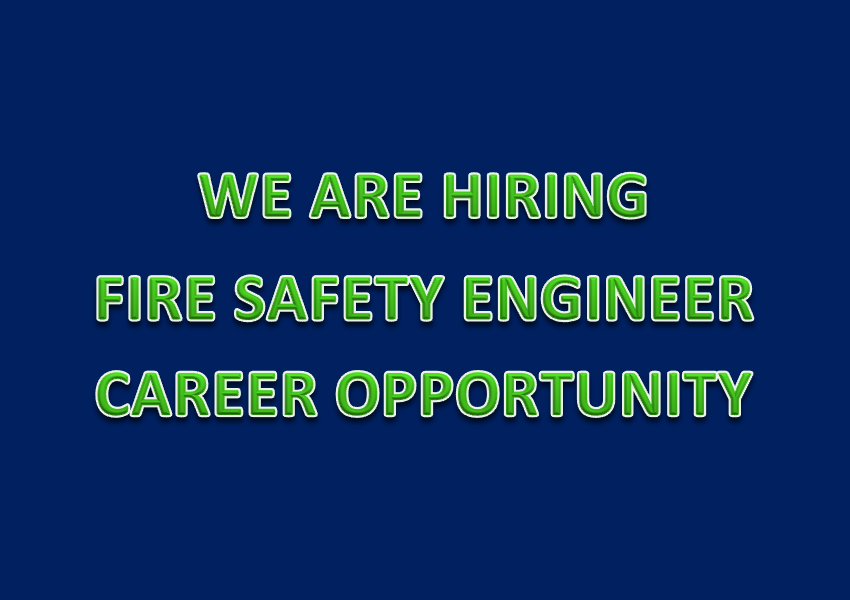 Image result for hiring Fire & Safety Engineer