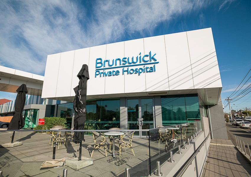 Brunswick Private Hospital – Scientific Fire Services